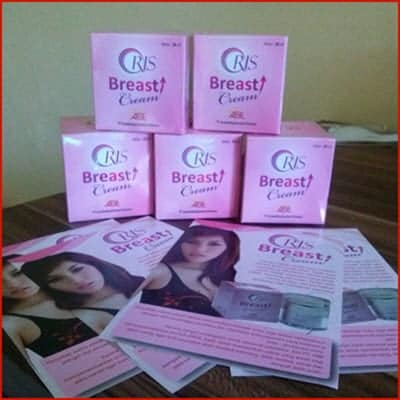 Distributor resmi oris breast cream